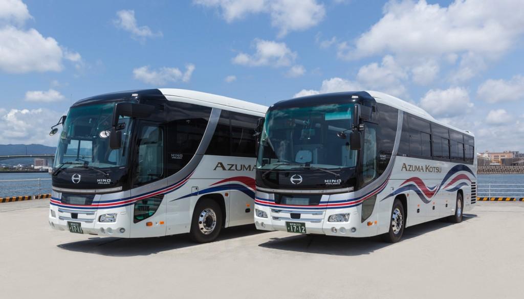 バスで旅をしよう